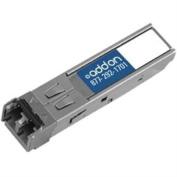 AddOn Enterasys MGBIC-LC05 Compatible 100Base-FX SMF SFP