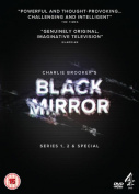 Black Mirror Series 1 & 2 + Christmas Special [Region 2]
