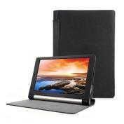 Black Folio Case for Lenovo Yoga 10 B8000