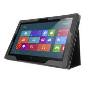 Black Double-Fold Folio Case for Lenovo ThinkPad 2