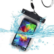 INSTEN T-Clear Waterproof Pouch Dry Bag Case Water Proof Cover Armband For Cell Phones for for for for for for for for for for Samsung iPhone HTC