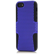 Versio Mobile VM-20214 iPhone 5/5S DuoFlex Case Blue