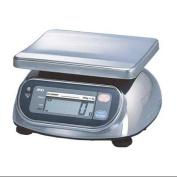 A & D WEIGHING SK-5001WP Digital Packaging/Portioning Scale,5000g Cap.