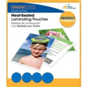 Royal Sovereign RF03LEGL0100 3 Mil Thermal Laminating Pouches, 23cm x 36cm - 1.3cm , Pack of 200