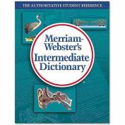 Merriam Webster Intermediate Dictionary, Grades 15cm - 20cm , Hardcover, 2.5cm , 60cm Pages