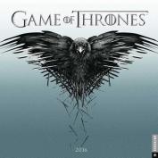 Game of Thrones Wall Calendar 2016