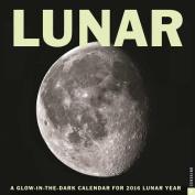 Lunar 2016 Wall Calendar