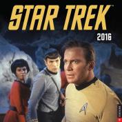 Star Trek 2016 Wall Calendar