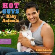 Hot Guys and Baby Animals Calendar