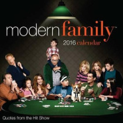 Modern Family Day-To-Day Calendar