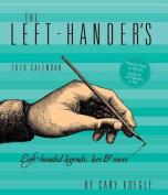 The Left-Hander's Weekly Planner Calendar