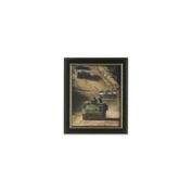 Skilcraft NSN4588210 Picture Frame, Army, 8. 13cm x 28cm , Black
