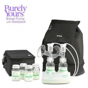 Ameda 17075 Purely Yours Breast Pump with Back Pack