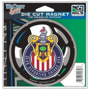 Chivas USA Official MLS 11cm x 15cm Car Magnet