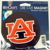 Auburn Tigers Official NCAA 11cm x 15cm Car Magnet by Wincraft
