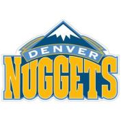 Denver Nuggets Official NBA 6.4cm Acrylic Magnet