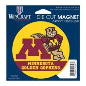Minnesota Golden Gophers Official NCAA 11cm x 15cm Car Magnet by Wincraft