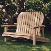 All Things Cedar Cedar Garden Loveseat