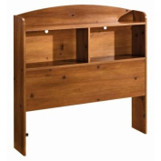 South Shore Logik Twin Bookcase Bed Collection - Pine