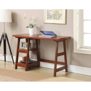 Convenience Concepts Designs2Go Trestle Desk, Multiple Colours