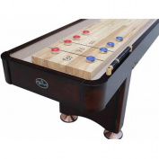 Playcraft Georgetown Espresso 4.3m Shuffleboard Table