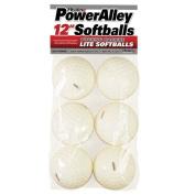 Heater Sports Baseballs Lite - PowerAlley - 30cm - Pack Of 6
