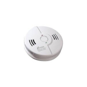 Kidde 21006377-N Direct Wire Ionisation Smoke And Carbon Monoxide Detector With 2 Aa Battery Backup