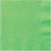 Lime Green Cocktail Napkins, 20pk