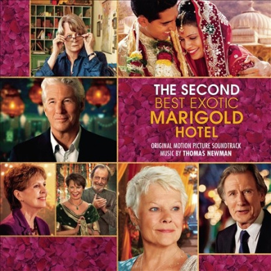 The Second Best Exotic Marigold Hotel [Original Motion Picture Soundtrack] [2/23]