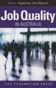 Job Quality in Australia
