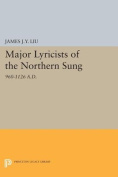 Major Lyricists of the Northern Sung
