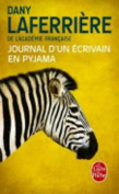 Journal d'un   ecrivain en pyjama