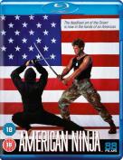 American Ninja [Region B] [Blu-ray]