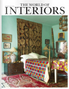 World Of Interiors - 1 year subscription - 12 issues