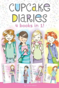 Cupcake Diaries 4 Books in 1!