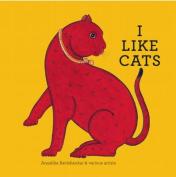 I Like cats - Handmade