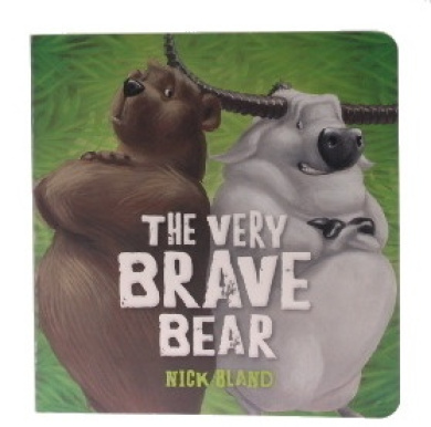 Very Brave Bear [Board book]