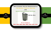 Replacement Water Reservoir for Keurig B50, B55, B60, B65, B66, K60, K65, K66, and Signature Brewing Systems - 1420ml [Special Edition]