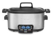 Cuisinart MSC-600 3-In-1 Cook Central 5.7l Multi-Cooker