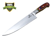 Royal Chef's Knife 33cm - Full Tang Blade - Professional Kitchen Knife - Japanese Stainless Steel