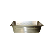 Update International NJP-1006PF Steam Table Pan, Full Size, 15cm Deep, Perforated