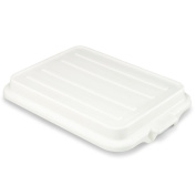 Vollrath 1500-C13 Clear 38cm X 50cm Snap-On Polypropylene Lid for Traex Colour-Mate Food Storage Box