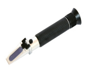 Grand Index-clinical Refractometer with Automatic Temperature Compensation for Both Veterinary and Human