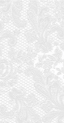 Paperproducts Design 15-Pack Lace Pearl Paper Guest Towels