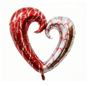 """Helium Foil balloons , Party Wedding Supply """"I LOVE YOU"""""""