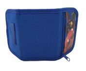 Disney Big Hero 6 Brand New 2014 Tri Fold Wallet - Blue