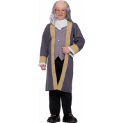 Forum Novelties Child's Ben Franklin Costume