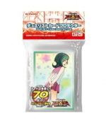 Yu-Gi-Oh! Zexal Duelist Card Protector Kotori Mizuki Tori Meadows 2 Card Sleeves