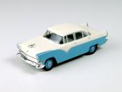 HO 1955 Ford Fairlane, Aquatone Blue