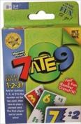7 Ate 9 Tuckbox Card Game